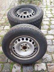 VW Touran 1T Winterkompletträder