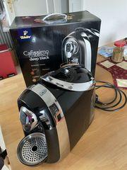 Kaffeemaschine Tchibo Cafissimo schwarz