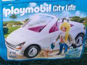 Playmobil schickes Cabrio 5585