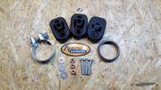 Mercedes Benz Coupe Sportcoupe Montagesatz