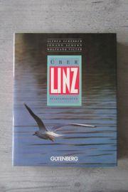 Über Linz Stadtansichten