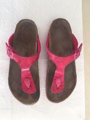Birkenstock Mädchen Kinder Sandalen Zehentrenner