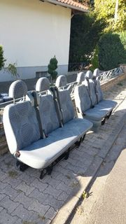 Sitzbank Ford Transit Trend Sitzbänke