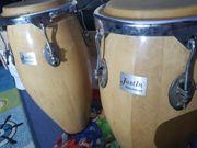 2 Gut erhaltene Trommeln