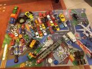 Spielzeugautos Sammlung