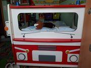 Feuerwehr-Bett 90x200