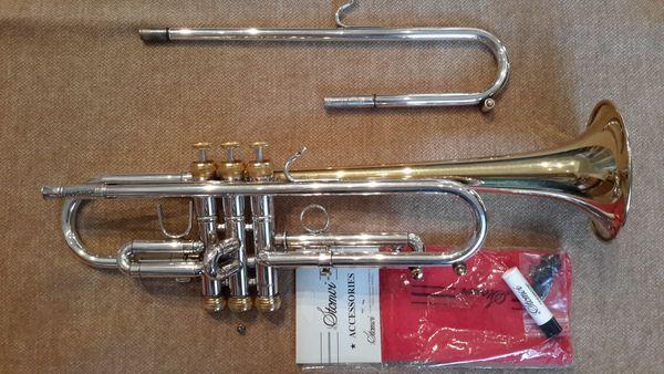 B - Trompete Stomvi Master Large Blechblasinstrumente