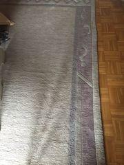 Teppich mit 2 Brücken