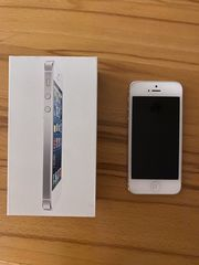 Iphone 5 silber 16GB