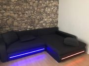 Sofa mit Bettfunktion Couch