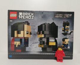 Spielzeug: Lego, Playmobil - LEGO Brickheadz 041 042 Tactical