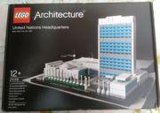 Lego 21018 Architekturbaukasten UN Hauptquartier
