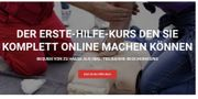 Erste Hilfe Kurs Online inkl