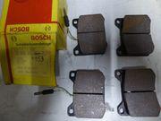 Bosch 0986461452 und 0986461453 Bremsbelagsatz