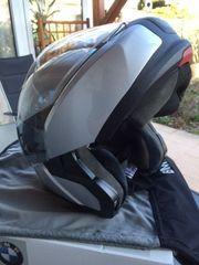 BMW Motorrad-Klapphelm 6 EVO silber