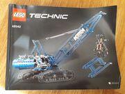 Lego Technic 42042 Seilbagger 2