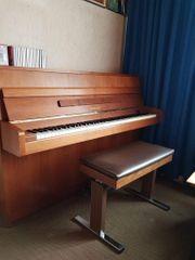 Yamaha Piano Nussbaum