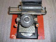 Schreibmaschine Kinderschreibmaschine Gescha Junior