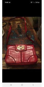 Damentasche aus Leder