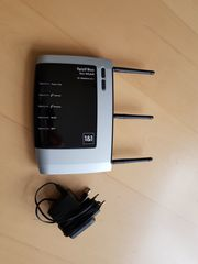 Fritz Box 7270 - drei Antennen -