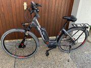 e-Bike Centurion Tiefeinsteiger