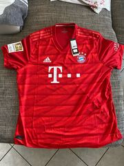 FC Bayern Home Trikot Authentic