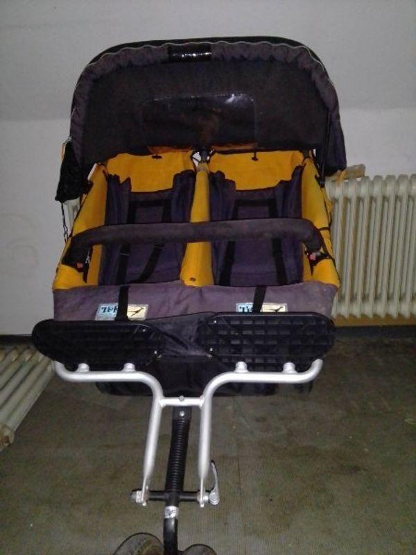 Kinderwagen 2 sitzig