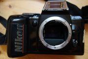 Kamera Nikon F 401S body