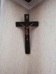 Wandkreuz aus Holz