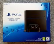 PS4 inklusive Spiele