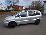 Opel Zafira Elegance 1 8