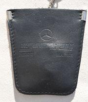 Altes Mercedes Etui Schlüsselanhänger