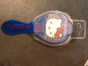 neue Hello Kitty Haarbürste Blinkeffekt
