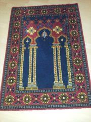 Schöner handgeknüpfter Teppich