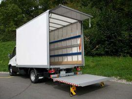 Umzüge, gewerblich - LASTENTAXI WIEN Möbeltransporte zum Fixpreis