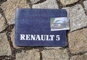 Betriebsanleitung Renault R5 GTS GT