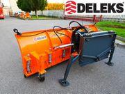 DELEKS® SSH-04 2 6-A Schneeschild