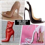 Biete einen besonderen High Heels