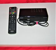 Kabel-RECEIVER HD DVB-C Modell XORO