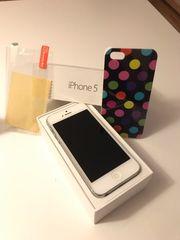iPhone 5 16GB weiß mit