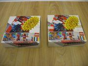 2x Lego 801 Zahnräderset