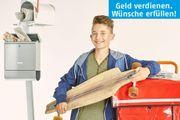 Zeitung austragen in Hamburg Eppendorf -