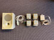 PC 4 1 Surround Soundsystem
