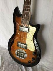 Lakland Skyline Hollowbody-30 Short Scale E-Bass