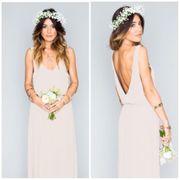 Hochzeitskleid Brautjungfernkleid