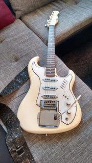 Burns Gitarre - für Sammler