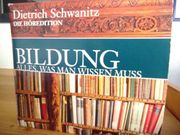 statt Bücherschrank D Schwanitz Bildung