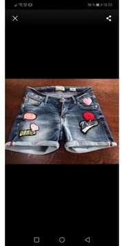 Lässige Shorts Jeans 34 36