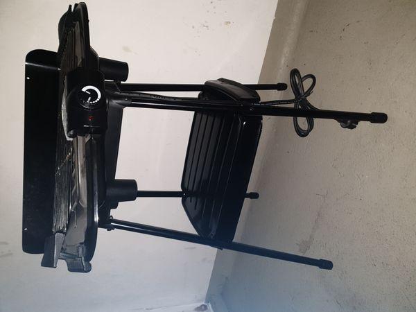 Tischgrill mit Ständer Elektrische Tisch