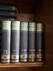 neue Brockhaus Enzyklopädie 5 Bände